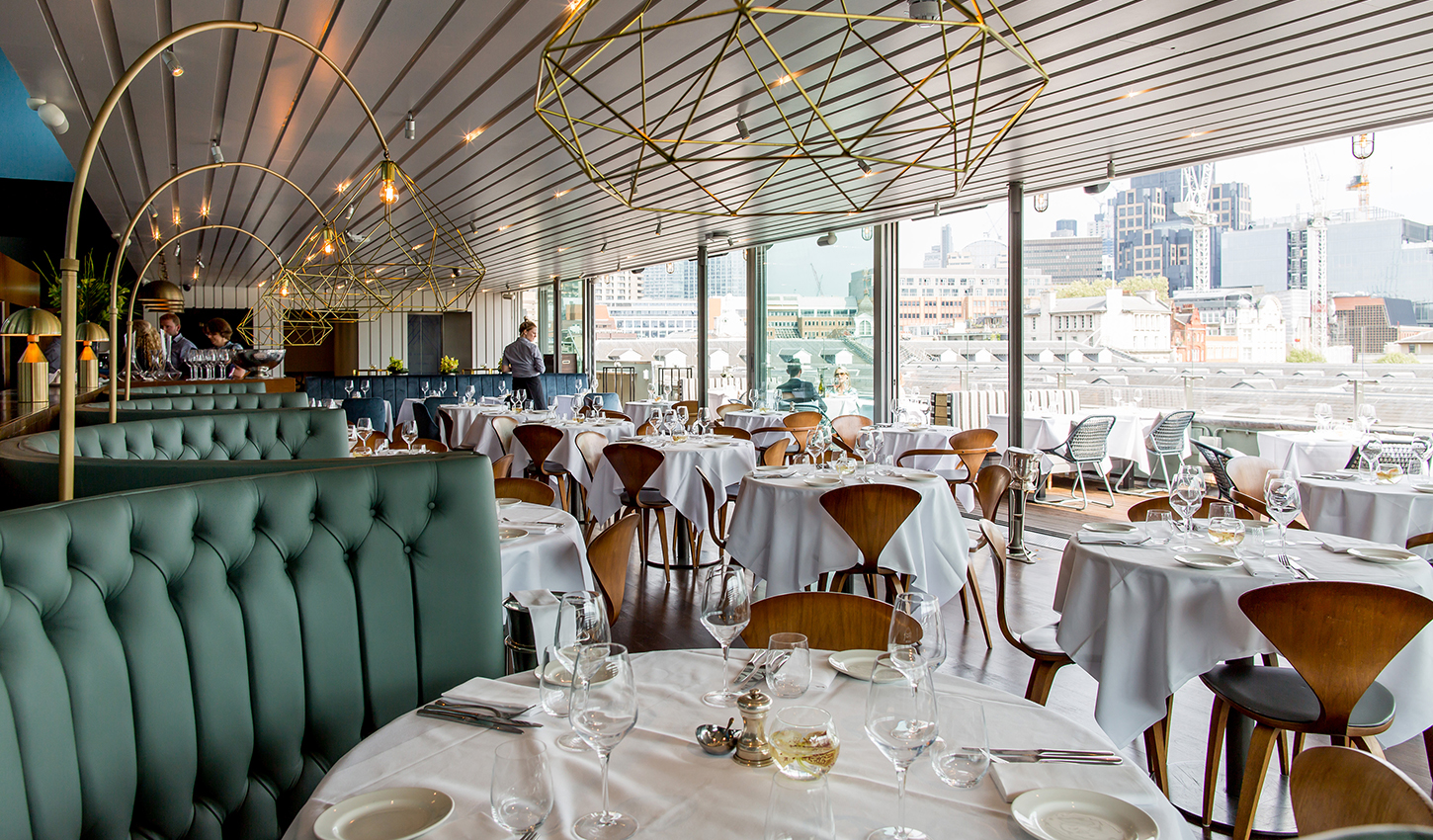 Christmas Dinner Restaurants Near Me 2019.Smiths Of Smithfield 4 Floors Of The Best British Food And